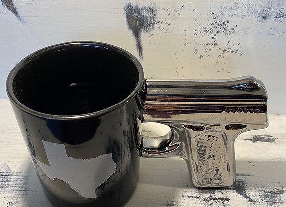 Texas Gun Mug