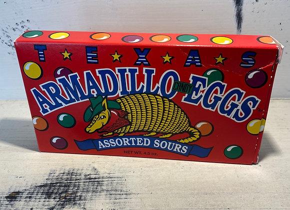 Texas Armadillo Eggs