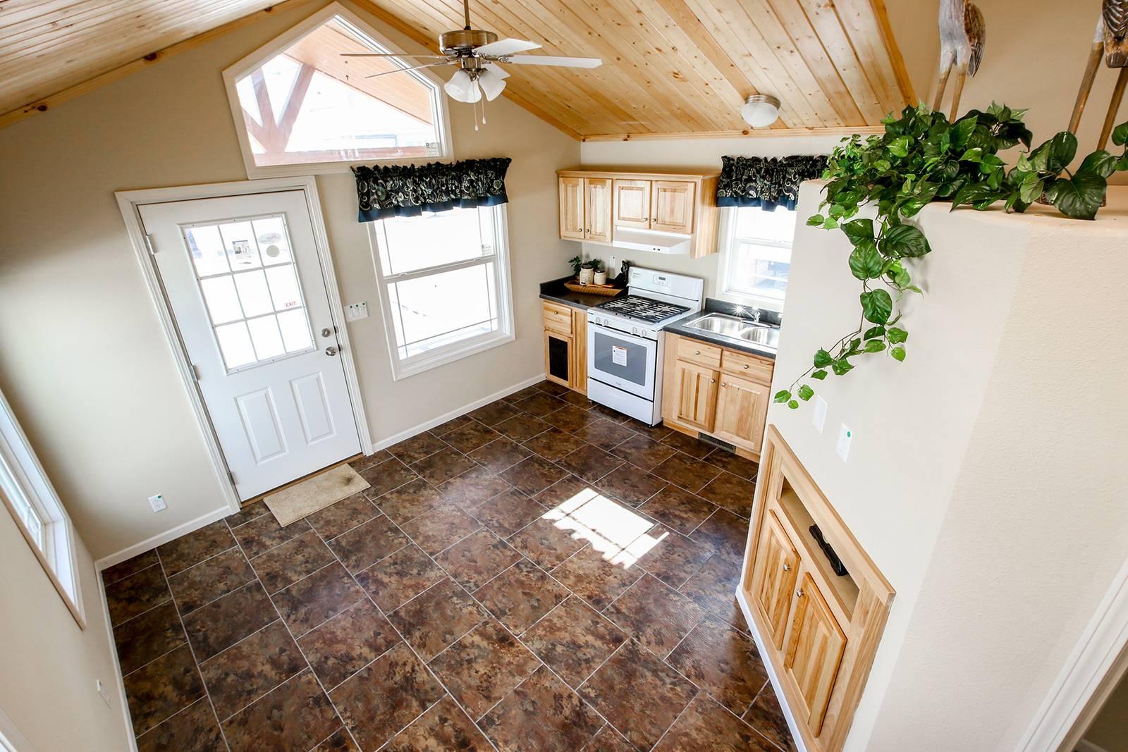 The Garner APH-514 Living Room