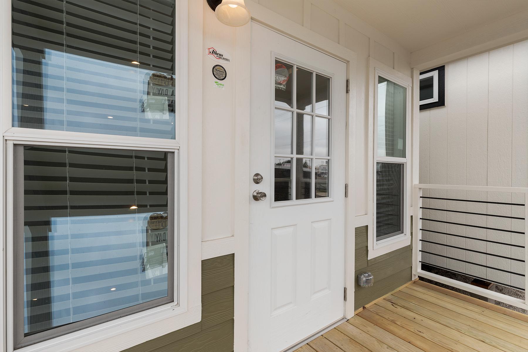 APX151 porch