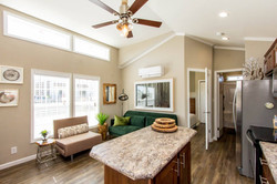 The Kemah APH-522 Living Area