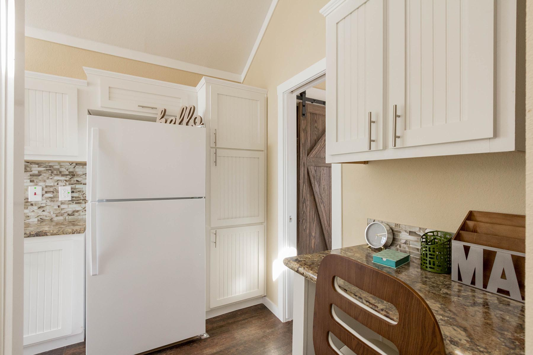 The Malibu APH 505 kitchen
