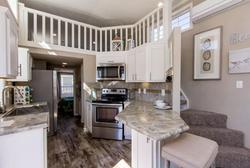 The Laguna APH-527 kitchen and loft