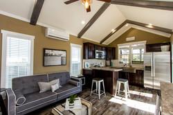 The Destin APH-523 living room