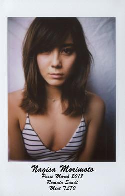 INSTAX193 Mint camera TL70  Nagisa Morimoto - Romain Sandt