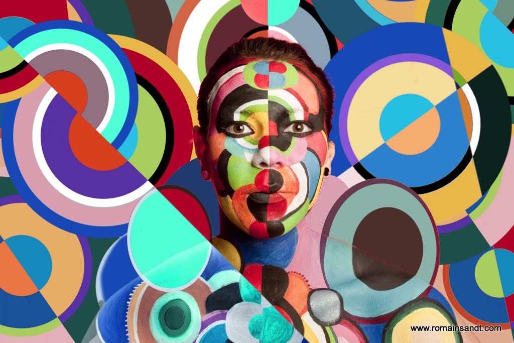 Dazzle Sonia Delaunay