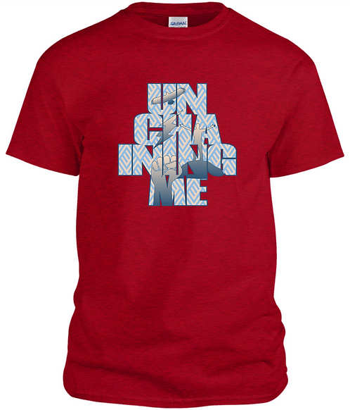 Men's T-Shirt Red