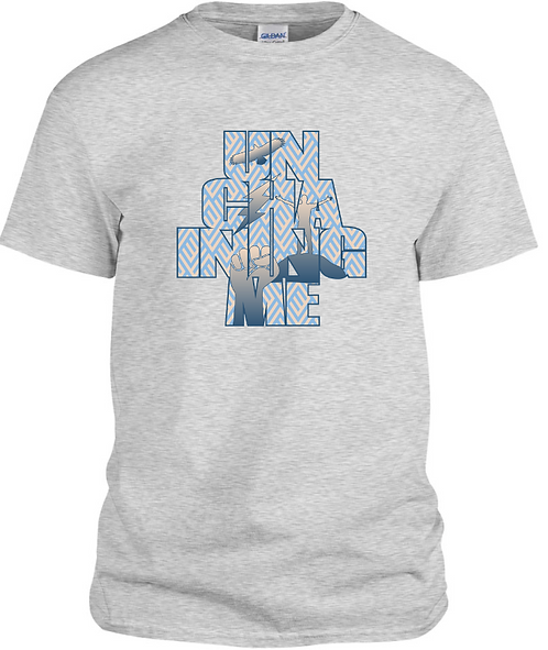 Men's T-Shirt Gray
