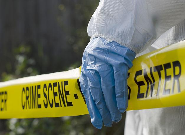 Crime Scene bande