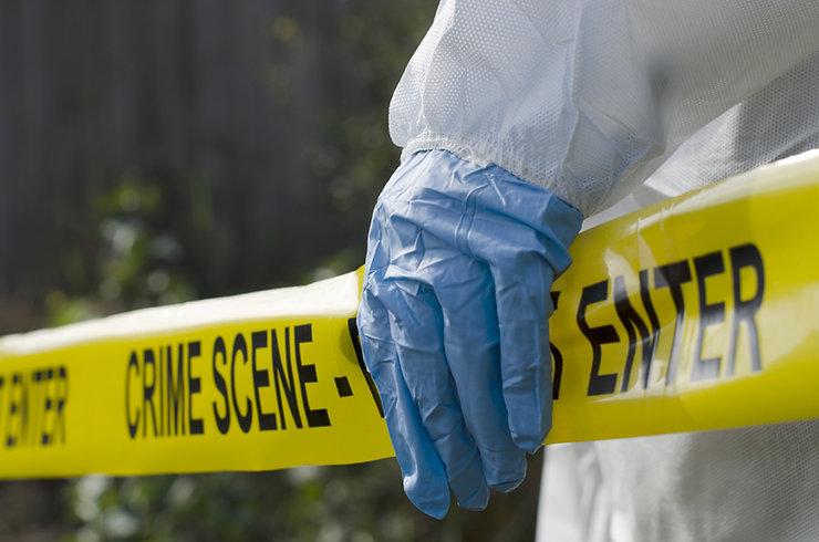 Nastro della scena del crimine