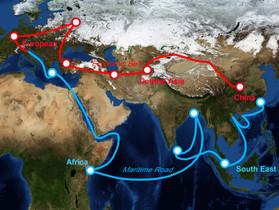 Nueva ruta de la seda: la importancia de la infraestructura