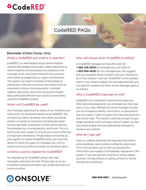 Blanchester CodeRED FAQ Sheet-page-001.j