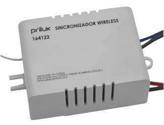 SINCRONIZADOR WIRELESS - PRILUX