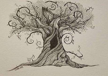 #inkdrawing #ink #doodles #draw #drawing #doodlesofinstagram #artist #artistsoninstagram #artsy #ink