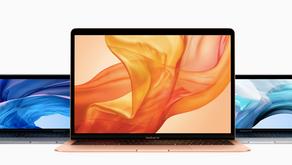 Especificaciones técnicas y diseño del MacBook Air 2018
