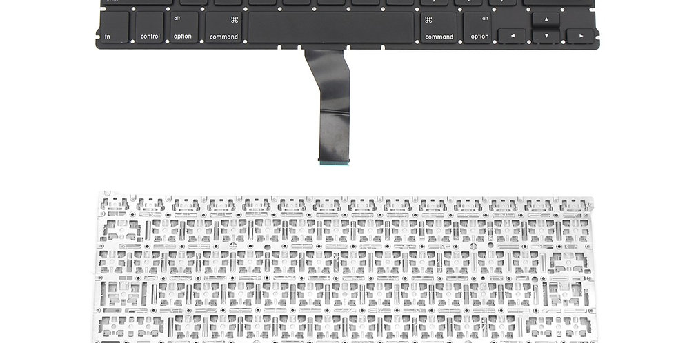 "Teclado Para Macbook Air 13 ""A1369 A1466 (2011-2015) Inglés"