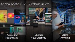 Adobe Anuncia nueva versión de CC 2019
