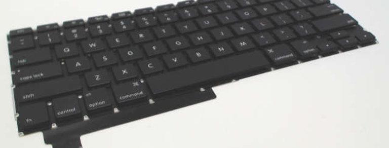 Teclado Macbook Pro 15 Pulgadas A1286 (2010-2012) Ingles