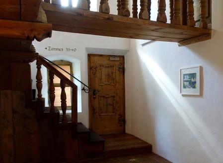 Ausstellung in Scuol