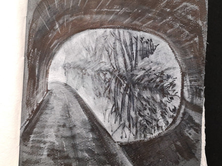 Sketchbook-Regent's Canal