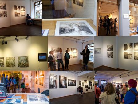 Ausstellung, Galerie Eulenspiegel in Basel