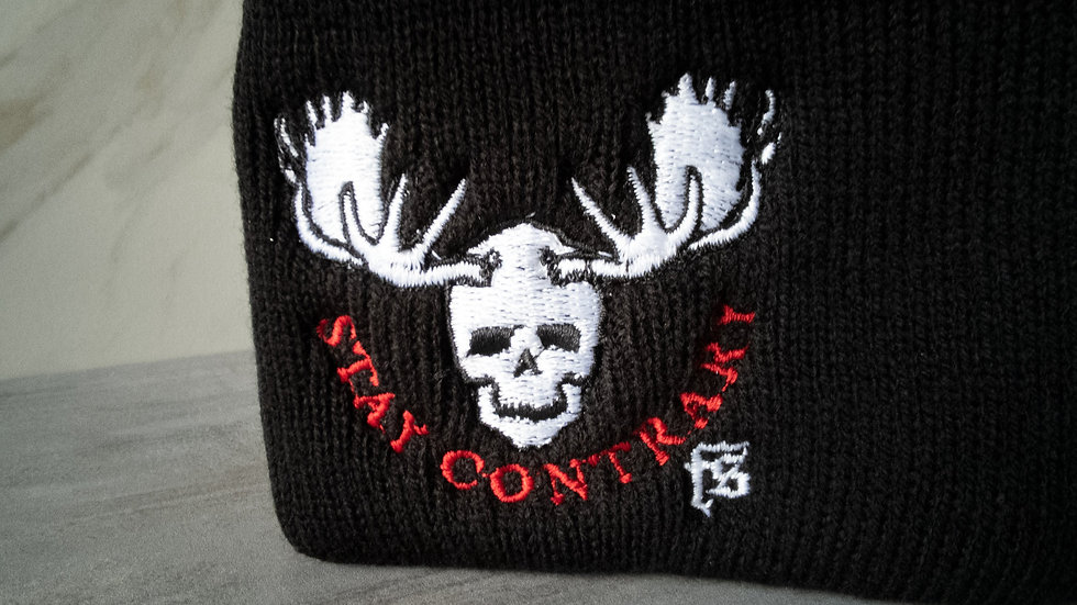 Stay Contrary Beanie