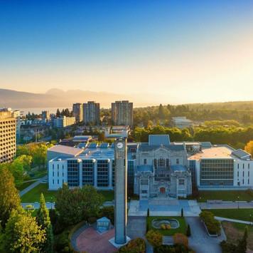 Commerce at University of British Columbia