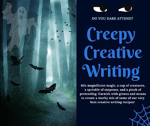 creative writing for kids and teens