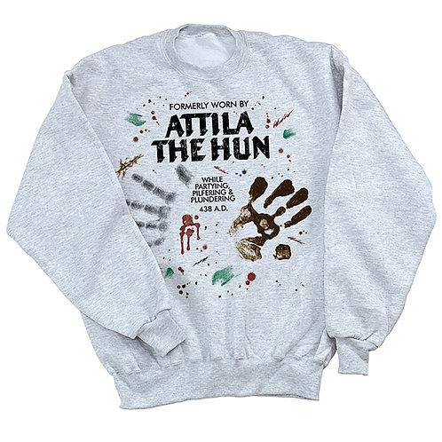 ATTILA THE HUN SWEATSHIRT