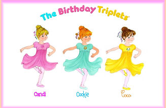 The Birthday Triplets