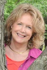 Children's illustrator, Lynn Tooman Cser