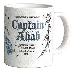 CAPTAIN AHAB NAUTICAL MUG
