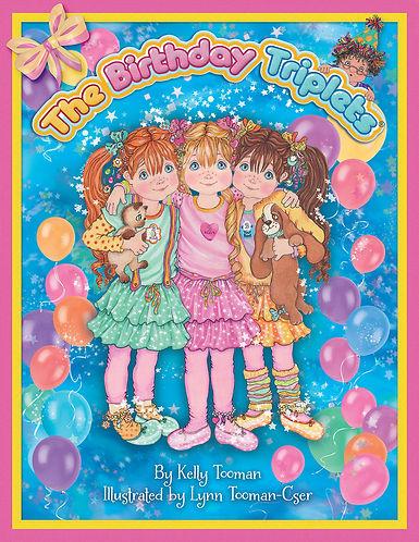 The Birthday Triplets Book