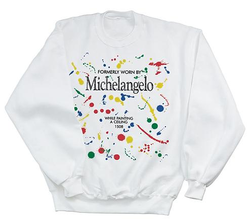 MICHELANGELO SWEATSHIRT