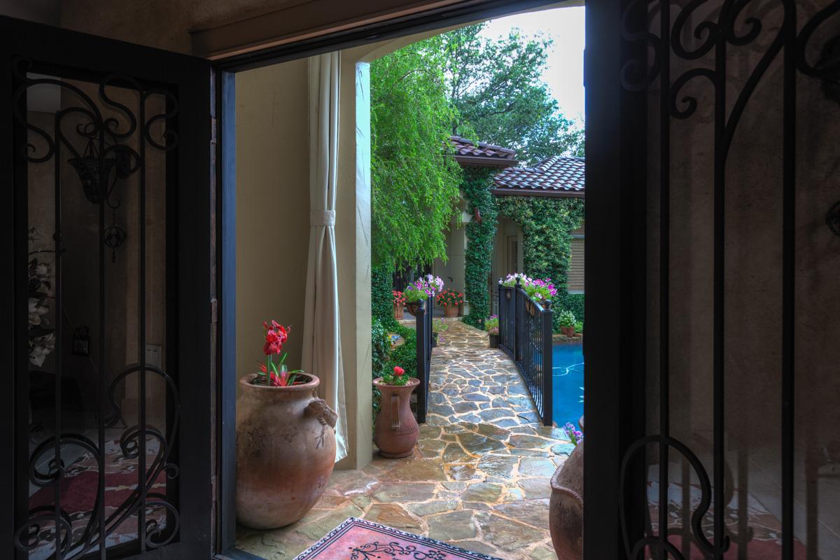 Front Door view from Great Room