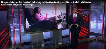Ørjan Hesjedal avdekket løgn i løgndetektor hos nå drapsdømt kvinne