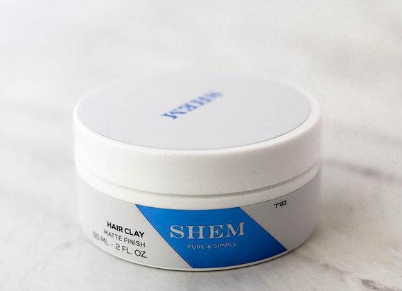 SHEM HAIR CLAY - Matte Finish