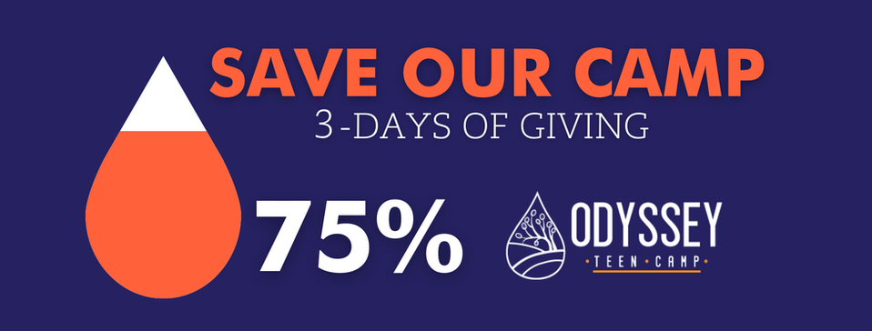 Odyssey Teen Camp Crowdfunding Campaign