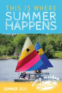 Camp Walden Digital Brochure