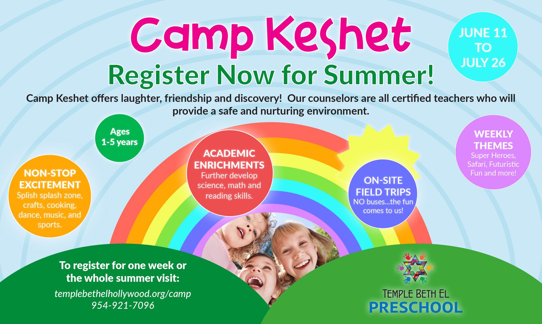 Camp Keshet