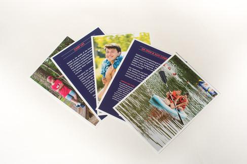 Harlam Camp Brochure Inserts 2020