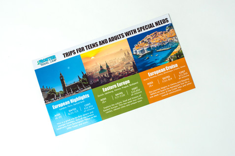 Frontier Travel Camp Postcard
