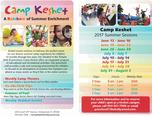 Camp Keshet Brochure