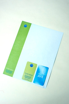 At Your Request Branding Collateral