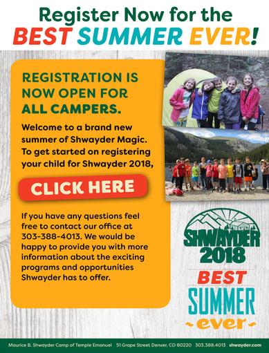 Shwayder Camp Eblast Campaign