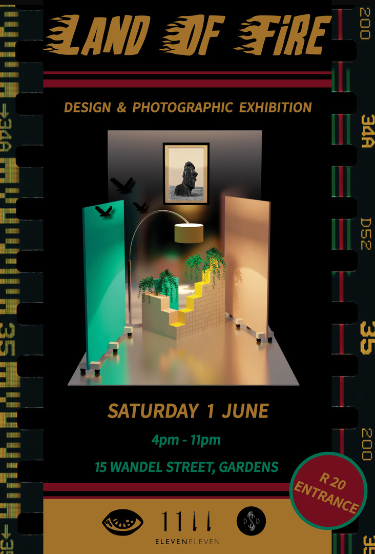 LAND OF FIRE - DESIGN AND PHOTOGRAPHIC E