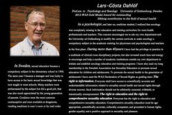 Prof. Lars-Gösta Dahlöf