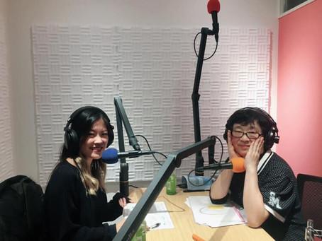 1/1-4 新春特番!#ふゆ姫先生の保健室 ラジオ出演♡