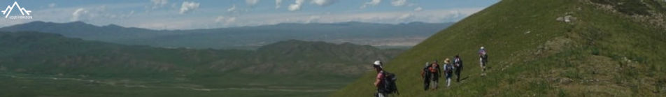 randonnée trek en chine