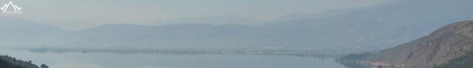 lac Cibi au-dessus de Liyuan